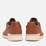 Мужские кроссовки Reebok Reebok Workout Plus Horween Sneakers Cognac/Moon фото- 3