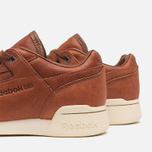 Мужские кроссовки Reebok Reebok Workout Plus Horween Sneakers Cognac/Moon фото- 6