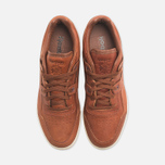 Мужские кроссовки Reebok Reebok Workout Plus Horween Sneakers Cognac/Moon фото- 4