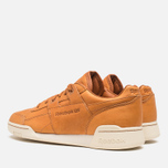 Мужские кроссовки Reebok Workout Plus Horween Wheat/Moon фото- 2