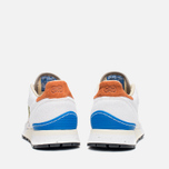 Мужские кроссовки Reebok x Garbstore Classic Leather 6000 White/Green/Blue фото- 3