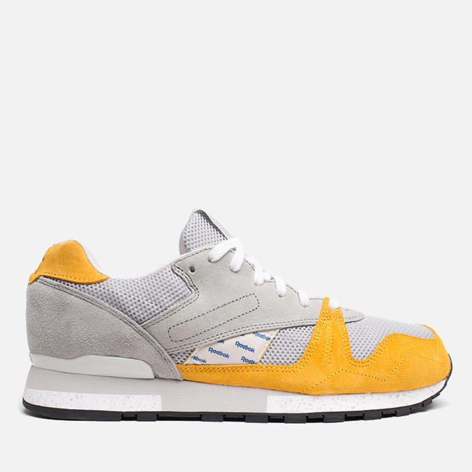 Мужские кроссовки Reebok x Garbstore Phase II Grey/Steel