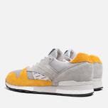 Reebok x Garbstore Phase II Sneakers Grey/Steel photo- 2