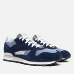 Мужские кроссовки Reebok x Garbstore Phase II Navy/Purple/Blue фото- 1