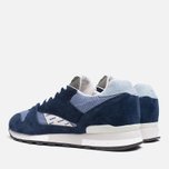 Мужские кроссовки Reebok x Garbstore Phase II Navy/Purple/Blue фото- 2