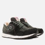 Reebok x Garbstore Pump Running Dual 2.0 Sneakers Black photo- 1