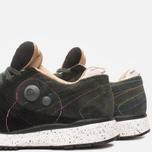 Reebok x Garbstore Pump Running Dual 2.0 Sneakers Black photo- 5