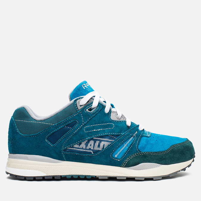 Мужские кроссовки Reebok x Garbstore Ventilator Blue/Deep Teal