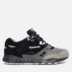 Мужские кроссовки Reebok x Mighty Healthy Ventilator Affiliates Black/Carbon/Grey