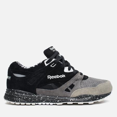 Мужские кроссовки Reebok x Mighty Healthy Ventilator Affiliates Black/Carbon/Grey