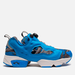 Мужские кроссовки Reebok x Stash Instapump Fury Blue/Grey/Steel фото- 0