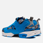 Мужские кроссовки Reebok x Stash Instapump Fury Blue/Grey/Steel фото- 2