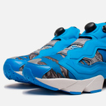 Мужские кроссовки Reebok x Stash Instapump Fury Blue/Grey/Steel фото- 5