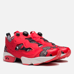 Мужские кроссовки Reebok x Stash Instapump Fury Red/Grey/Steel фото- 1
