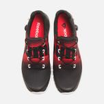 Мужские кроссовки Reebok ZPump Fusion Black/Red Rush/White фото- 4
