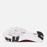 Мужские кроссовки Reebok ZPump Fusion Black/Red Rush/White фото- 11