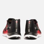 Мужские кроссовки Reebok ZPump Fusion Black/Red Rush/White фото- 3
