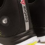 Мужские кроссовки Reebok ZPump Fusion Black/Solar Yellow/White фото- 10