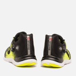 Мужские кроссовки Reebok ZPump Fusion Black/Solar Yellow/White фото- 3