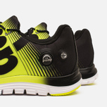 Мужские кроссовки Reebok ZPump Fusion Black/Solar Yellow/White фото- 6
