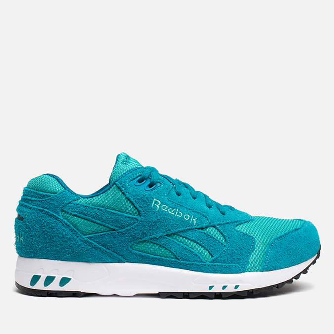 Reebok Inferno Sport Sneakers Emerald/Teal/White