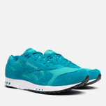 Reebok Inferno Sport Sneakers Emerald/Teal/White photo- 1