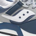 Мужские кроссовки Saucony Grid 9000 Navy/Light Grey фото- 7
