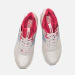 Мужские кроссовки Saucony Grid 9000 Tan/Grey/Red фото- 4