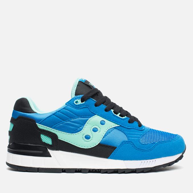 Мужские кроссовки Saucony Shadow 5000 Bright Blue/Black