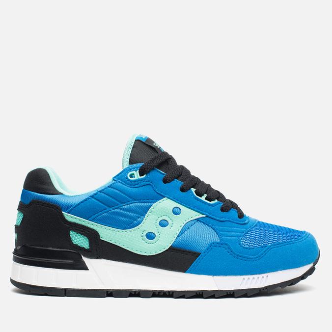 Saucony Shadow 5000 Men's Sneakers Bright Blue/Black