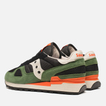 Мужские кроссовки Saucony Shadow Original Black/Green фото- 2