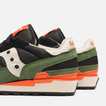 Мужские кроссовки Saucony Shadow Original Black/Green фото- 6