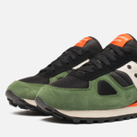 Мужские кроссовки Saucony Shadow Original Black/Green фото- 5