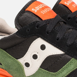 Мужские кроссовки Saucony Shadow Original Black/Green фото- 7