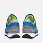 Saucony Shadow Original Men's Sneakers Blue/Bright Green photo- 3