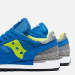 Saucony Shadow Original Men's Sneakers Blue/Bright Green photo- 5
