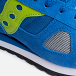 Saucony Shadow Original Men's Sneakers Blue/Bright Green photo- 7