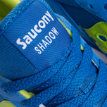 Saucony Shadow Original Men's Sneakers Blue/Bright Green photo- 6