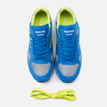 Saucony Shadow Original Men's Sneakers Blue/Bright Green photo- 4