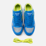 Мужские кроссовки Saucony Shadow Original Blue/Bright Green фото- 4