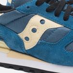 Мужские кроссовки Saucony Shadow Original Blue/Cream фото- 7