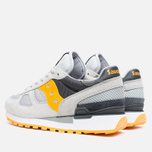 Мужские кроссовки Saucony Shadow Original Light Grey/Orange фото- 2