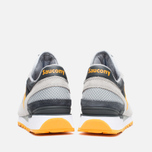 Мужские кроссовки Saucony Shadow Original Light Grey/Orange фото- 3