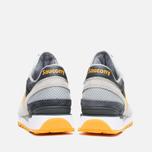 Мужские кроссовки Saucony Shadow Original Light Grey/Orange фото- 3