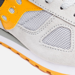 Мужские кроссовки Saucony Shadow Original Light Grey/Orange фото- 7