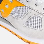 Мужские кроссовки Saucony Shadow Original Light Grey/Orange фото- 7