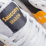 Мужские кроссовки Saucony Shadow Original Light Grey/Orange фото- 6