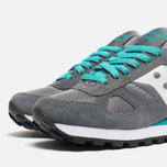 Женские кроссовки Saucony Shadow Original Dark Grey/Green/White фото- 5