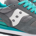 Женские кроссовки Saucony Shadow Original Dark Grey/Green/White фото- 7