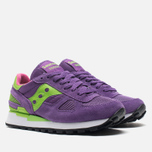 Мужские кроссовки Saucony Shadow Original Purple/Green фото- 1